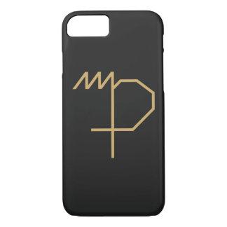 Virgo Zodiac Sign Basic iPhone 8/7 Case