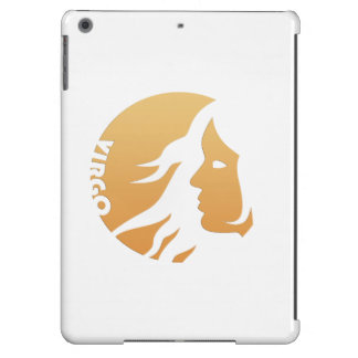 Virgo Zodiac Sign iPad Air Covers