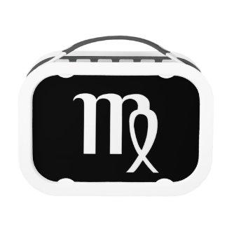 Virgo Zodiac Sign Lunch Box
