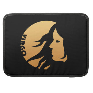 Virgo Zodiac Sign Sleeve For MacBook Pro