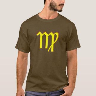 Virgo Zodiac Sign T-Shirt