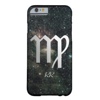 Virgo Zodiac Star Sign On Universe Barely There iPhone 6 Case