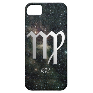 Virgo Zodiac Star Sign On Universe iPhone 5 Case