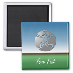 Virgo Zodiac Star Sign Premium Silver Magnet at Zazzle