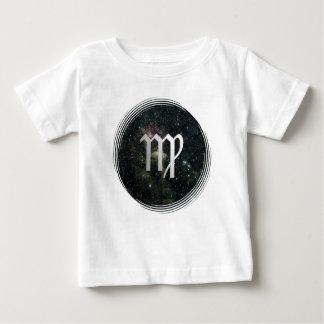 Virgo Zodiac Star Sign Universe Infant Toddler Baby T-Shirt