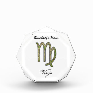 Virgo Zodiac Symbol Element Awards