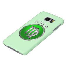 Virgo Zodiac Symbol Samsung Galaxy S6 Case