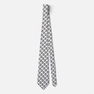 Virgo Zodiac Symbol Standard Neck Tie