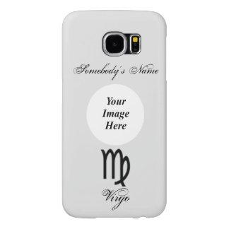 Virgo Zodiac Symbol Standard Samsung Galaxy S6 Case