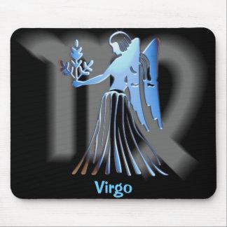 Virgo - zodiaco Mousepad