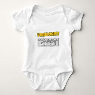 Virologist .. You're Impressed Baby Bodysuit