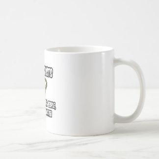 Virologists...Regular People, Only Smarter Coffee Mug