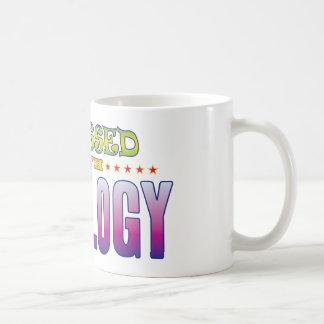 Virology 2 Obsessed Basic White Mug