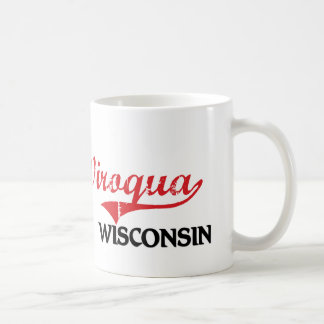 Viroqua Wisconsin City Classic Coffee Mug