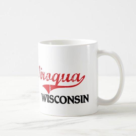 Viroqua Wisconsin City Classic Coffee Mug