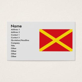 Virton, Belgium Business Card