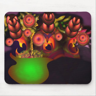 Virtual bunch mouse pad