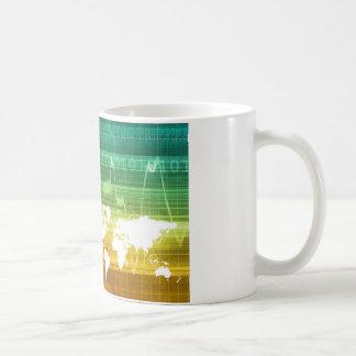 Virtual Business Platform Coffee Mug
