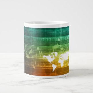 Virtual Business Platform Large Coffee Mug