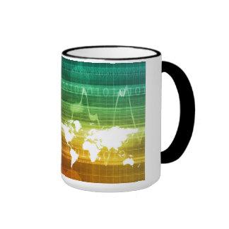 Virtual Business Platform Ringer Mug