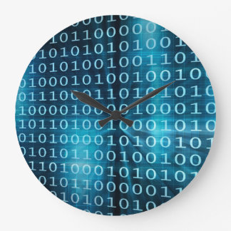 Virtual Data Technology with Backup Information Large Clock