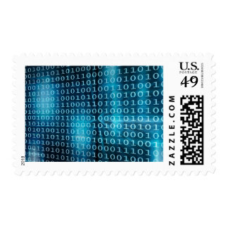 Virtual Data Technology with Backup Information Postage Stamps