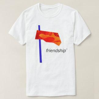 Virtual Friendship (友情) T-Shirt
