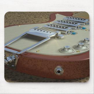Virtual Guitar Mousepad