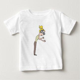 Virtual reality girl baby T-Shirt
