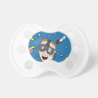 Virtual Reality Space Exploration Pacifier