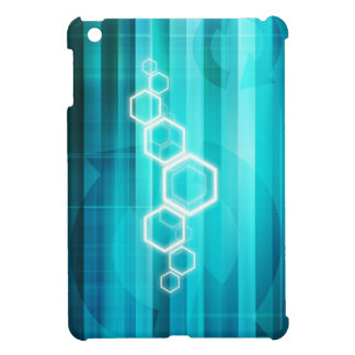 Virtual Science and Research Development as Art iPad Mini Cover