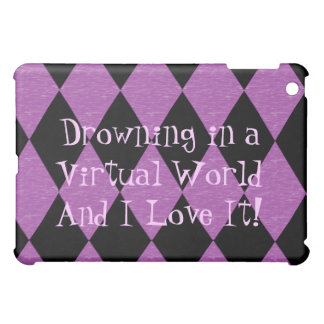 Virtual World Ipad case