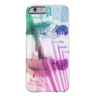 Virtualization Business Technology as an Abstract Barely There iPhone 6 Case