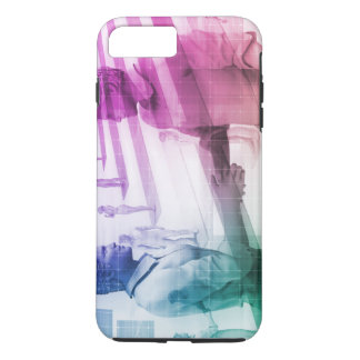 Virtualization Business Technology as an Abstract iPhone 7 Plus Case