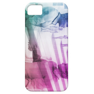 Virtualization Business Technology as an Abstract iPhone SE/5/5s Case