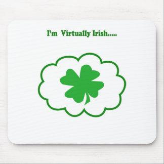 Virtually Irish Mouse Pad