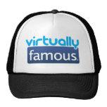 Virtualmente famoso - gorra