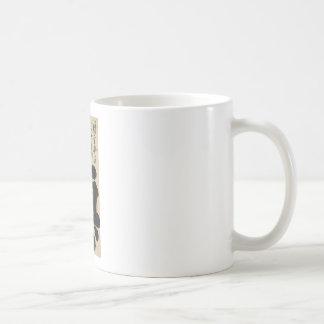 Virtue by Hakuin Ekaku Coffee Mug