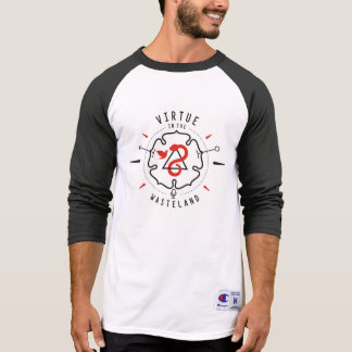 Virtue in the Wasteland Baseball T T-shirts
