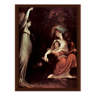 Virtue Is Recalling The Youth (From The Arms Of Si Postcard