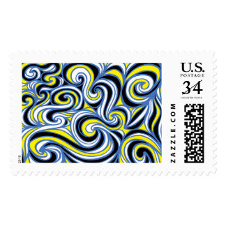 Virtuoso modesto del campeón agraciado timbres postales