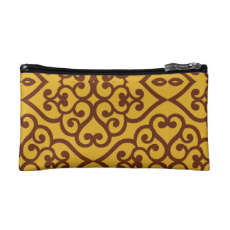 Virtuous Brilliant Kind Honest Cosmetic Bag