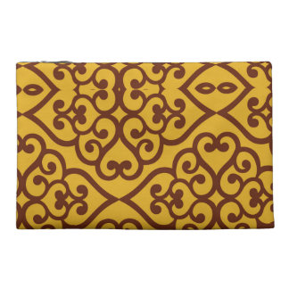 Virtuous Brilliant Kind Honest Travel Accessories Bag