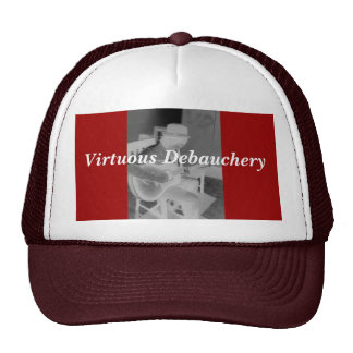 Virtuous Debauchery Hat