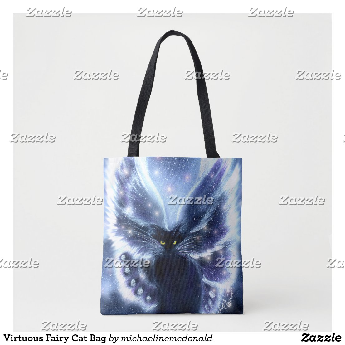 Virtuous Fairy Cat Bag