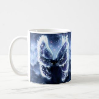 Virtuous Fairy Cat Mug