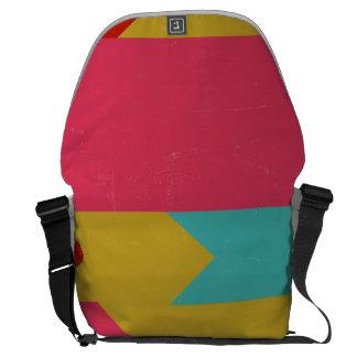 Virtuous Favorable Compassionate Approve Messenger Bag