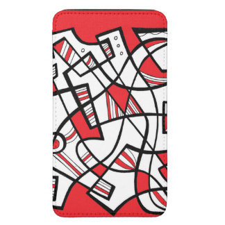 Virtuous Self-Disciplined Friendly Transforming Galaxy S5 Pouch