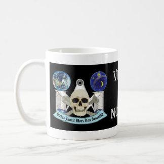 Virtus Junxit Mors Non Separabit Coffee Mug