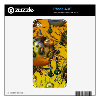 VIRULA SKINS FOR THE iPhone 4S